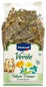 Vitakraft Корм для морских свинок Vita Verde Nature Dinner травы