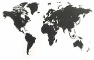 Пазл Mi-Mi-Mi Design World map true puzzle Big, 349 дет.