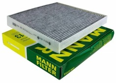 Салонный фильтр Mann-Filter CUK22013