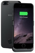 Чехол-аккумулятор INTERSTEP Metal battery case для iPhone 7/8