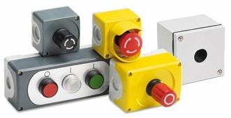 Корпус (пустой) для устройств управления и сигнализации (постов кнопочных) ABB 1SFA611814R1000