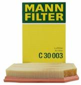 Панельный фильтр MANNFILTER C30003