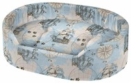 Лежак для кошек, для собак Ferplast Dandy C 45 (82941083) 45х35х13 см