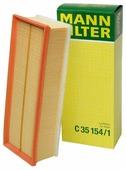 Панельный фильтр MANNFILTER C35154/1