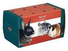 Переноска для грызунов, кроликов Padovan Trasportino grande 22.5х12.5х12.5 см
