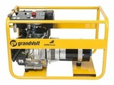 Газовый генератор grandvolt GVB 6000 M G (5400 Вт)
