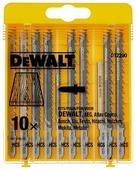 Набор пилок д/лобзика п/дер. DeWALT (DT2290-QZ)