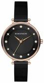 Наручные часы ROMANSON TM8A45LLR(BK)