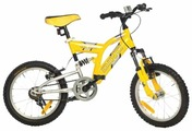 Подростковый горный (MTB) велосипед Dino 416 LB