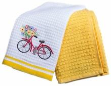 Arya Набор полотенец Provense 2 Велосипед