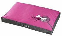 Лежак для собак Rogz Flat Spice Pod Pink Bone FPM20 83х56х10 см