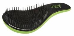DEWAL Щетка массажная для легкого расчесывания волос мини DBT