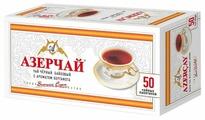 Чай черный Azercay с бергамотом в пакетиках
