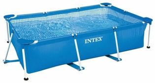 Бассейн Intex Rectangular Frame 28270/58983