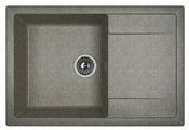 Врезная кухонная мойка Dr. Gans Техно 760 76х51см искусственный мрамор