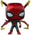 Фигурка Funko POP! Мстители Война бесконечности: Железный человек-паук 27296