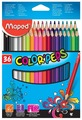 Maped Цветные карандаши Color Peps 36 цветов (832017)