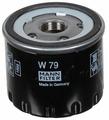 Масляный фильтр MANNFILTER W79