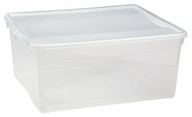Econova Ящик универсальный Кристалл 17х40х33,5 см