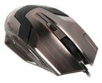 Мышь 3Cott 3C-WMG-302C Skull Crawler Black USB