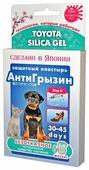 Защитный пластырь Japan Premium Pet Toyota silica gel АнтиГрызин для кошек и собак, 3 шт