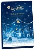 Набор конфет Fazer Christmas Calendar ассорти молочный шоколад 175 г