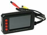 Видеорегистратор AVEL AVS540DVR, 2 камеры, GPS