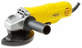 УШМ Molot MAG 1208, 800 Вт, 125 мм