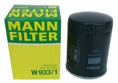 Масляный фильтр MANNFILTER W933/1