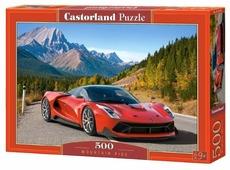 Пазл Castorland Mountain Ride (B-52967), 500 дет.