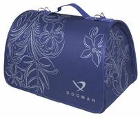 Переноска-сумка Dogman Лира №3 43х27х27 см