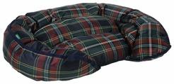 Лежак для кошек, для собак Titbit (001615) 70х45х22 см
