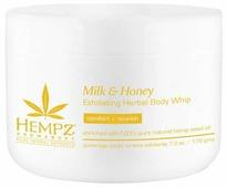 Hempz Скраб для тела Молоко и мед