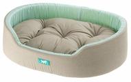 Лежак для кошек, для собак Ferplast Dandy C 45 (82941095) 45х35х26 см