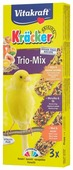 Лакомство для птиц Vitakraft Крекеры для канареек мед, яйцо и фрукты (10604)
