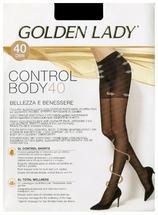 Колготки Golden Lady Control Body 40 den