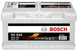 Автомобильный аккумулятор Bosch S5 010 (0 092 S50 100)