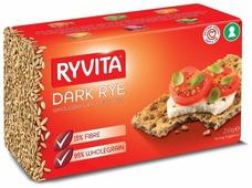 """Хлебцы ржаные RYVITA """"DARK RYE"""" 250 г"""