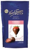 Клубника Fazer в молочном шоколаде
