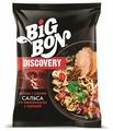 BIGBON Лапша с курицей с соусом сальса по-мексикански Discovery 95 г
