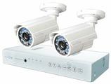 Комплект видеонаблюдения IVUE D5004-AHC-B2 2 камеры