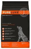 Корм для собак PureLuxe Elite Nutrition for adult dogs with salmon & split peas