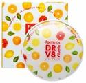Farmstay Компактная пудра DR-V8 Vitamin UV Pact SPF50+/PA+++