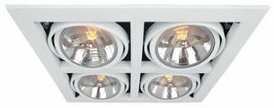 Встраиваемый светильник Arte Lamp A5935PL-4WH