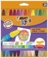 BIC Пастель масляная Oil Pastel 24 цвета (926447)