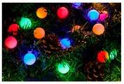 Гирлянда NEON-NIGHT Шарики, 100 LED, 1000 см