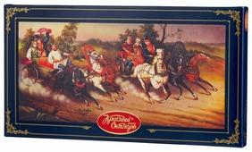 Набор конфет Красный Октябрь Русь тройка 350 г