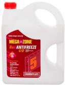 Антифриз MegaZone красный G12 -35 1кг, РБ