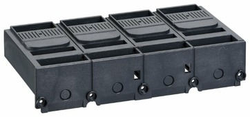 432592 Клеммная крышка короткая на 4 полюса для NSX400/630 Schneider Electric, LV432592