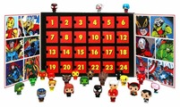 Игровой набор Funko Marvel 80 Years Calendar 42752
